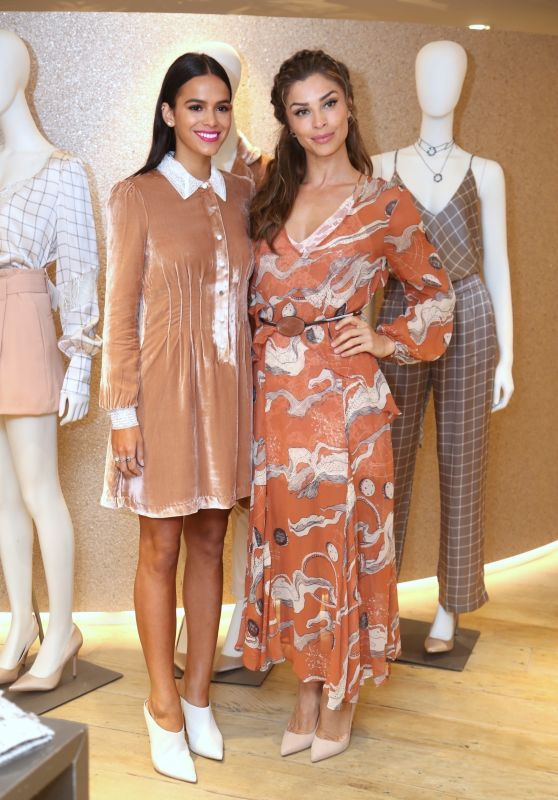 Bruna Marquezine and Grazi Massafera - Le Lis Blanc Collection Launch in Rio de Janeiro 05/10/2018