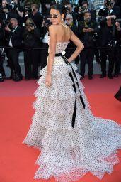 """Bruna Marquezines – """"Sink or Swim"""" Red Carpet in Cannes"""