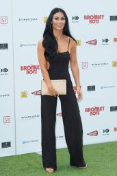 "Cally Jane Beech - ""Bromley Boys"" World Premiere in London"