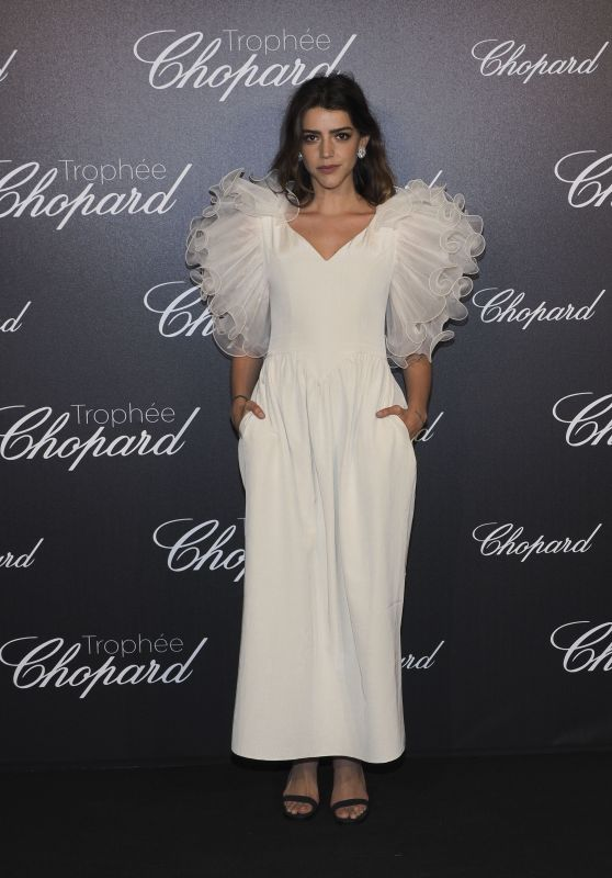Calu Rivero – Chopard Trophy's Photocall in Cannes 05/14/2018
