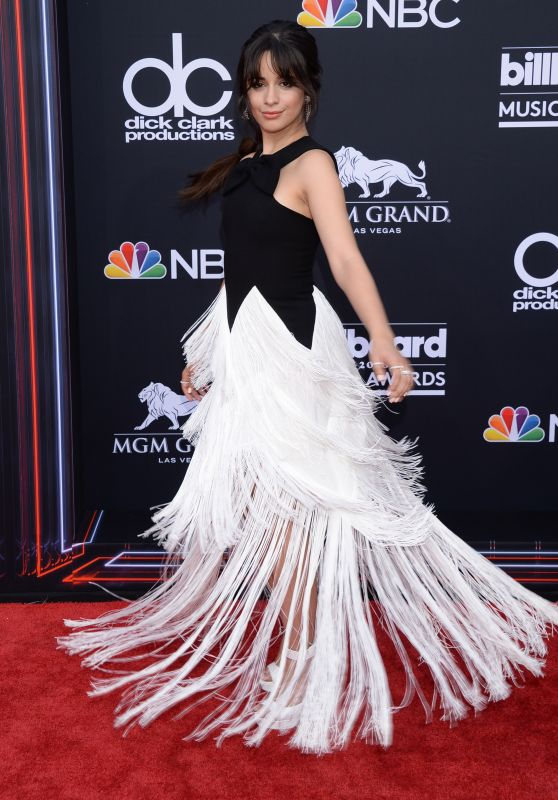 Camila Cabello – 2018 Billboard Music Awards in Las Vegas