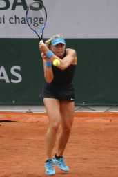 Carina Witthoft – French Open Tennis Tournament in Paris 05/29/2018