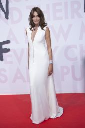 "Carla Bruni – ""Fashion For Relief"" Charity Gala in Cannes"