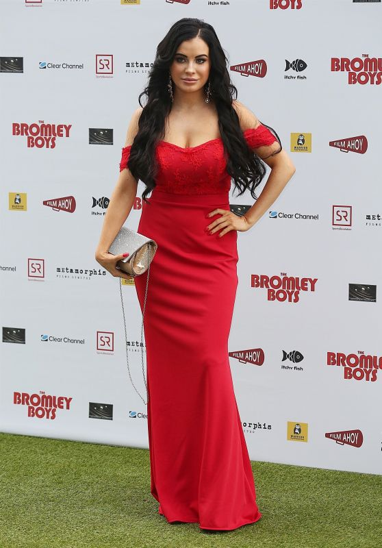 "Carla Howe – ""Bromley Boys"" World Premiere in London"