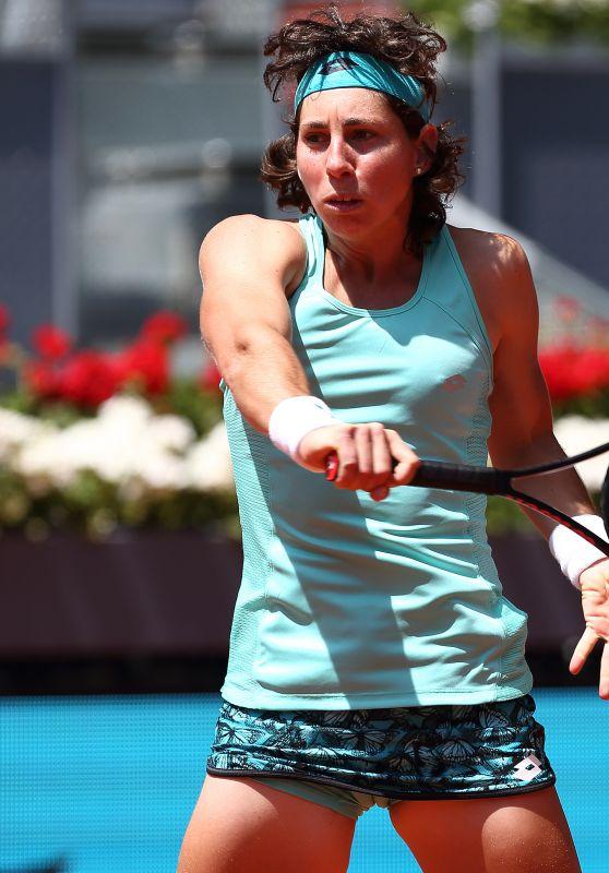 Carla Suarez Navarro – Mutua Madrid Open 05/10/2018
