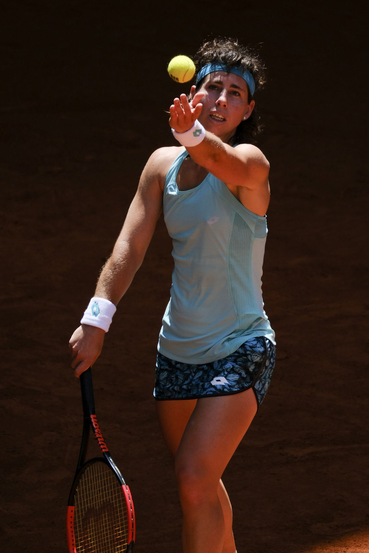 Carla Suarez Navarro - Mutua Madrid Open in Madrid 05/06/2018