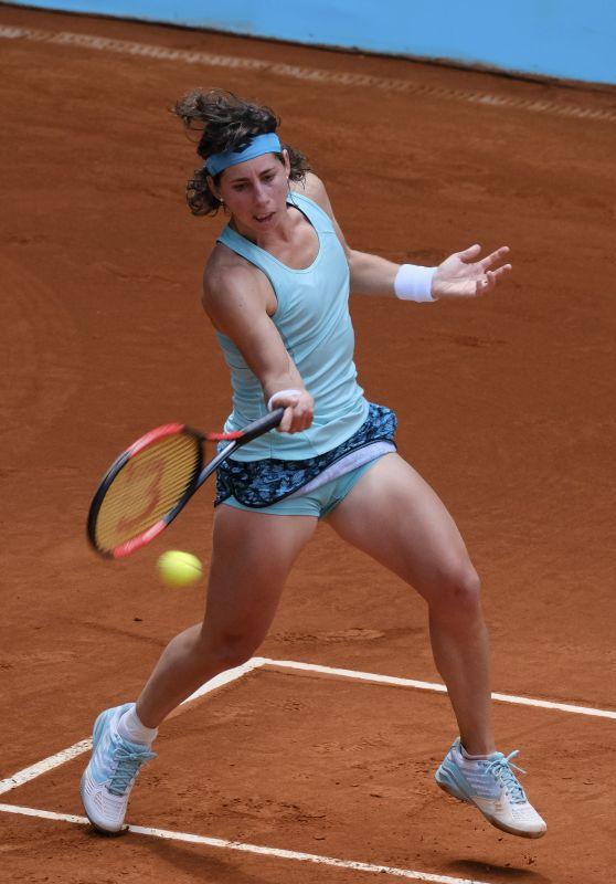 Carla Suarez Navarro – Mutua Madrid Open in Madrid 05/06/2018