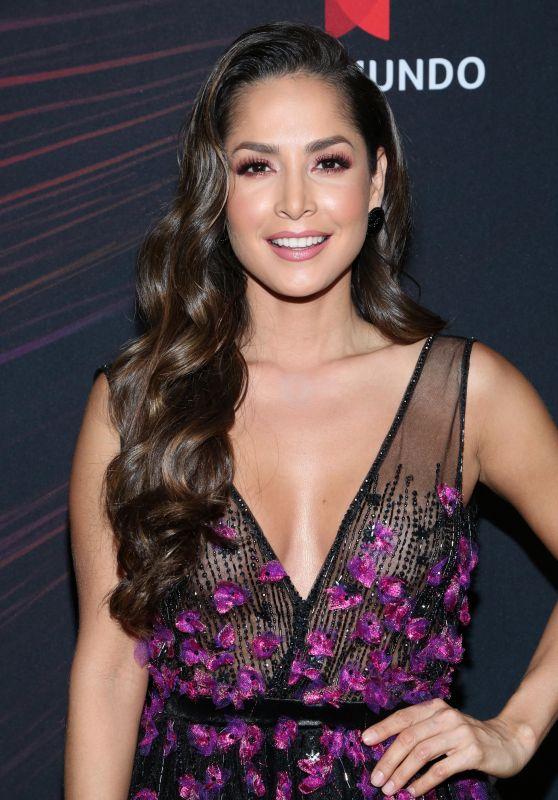 Carmen Villalobos – 2018 Telemundo Upfront in New York