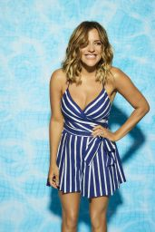 "Caroline Flack, Hayley Hughes, Kendall Rae-Knight, Samira Mighty, Dani Dyer and Laura Anderson - ""Love Island"" TV Show, Series 4, Majorca, May 2018"