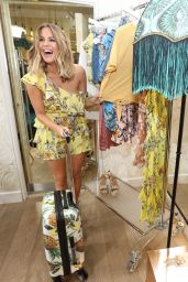 Caroline Flack - River Island Cocktail Party in London 05/24/2018