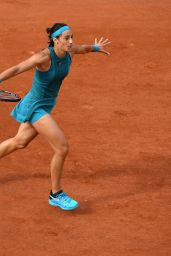 Caroline Garcia – French Open Tennis Tournament in Paris 05/29/2018