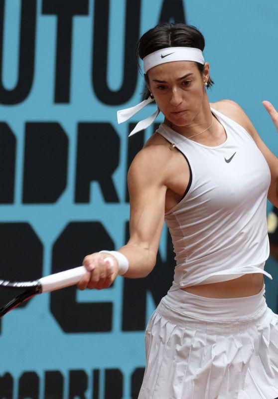 Caroline Garcia – Mutua Madrid Open 05/06/2018