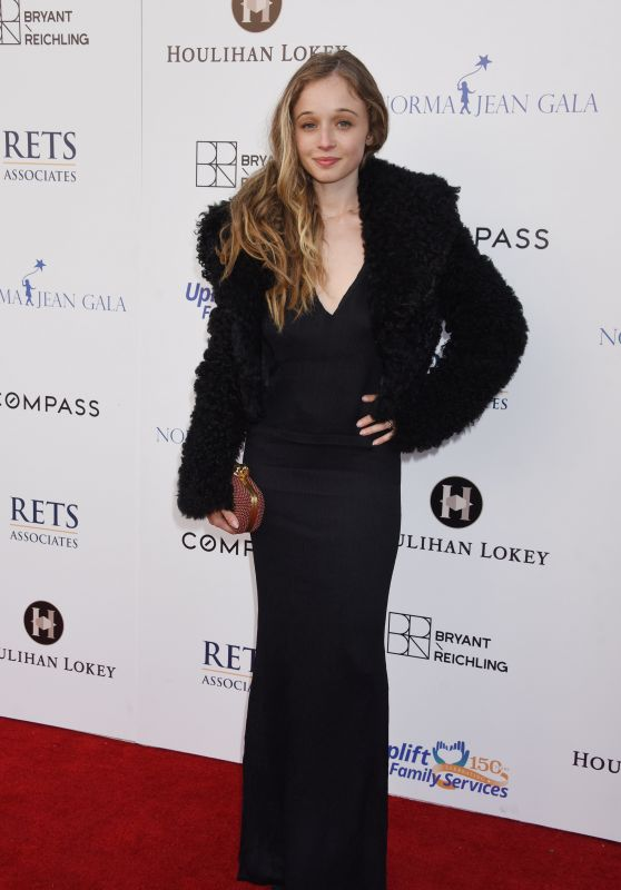 Carson Meyer - Uplift Family Services 7th Annual Norma Jean Gala in LA