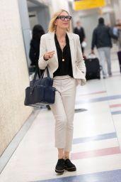 Cate Blanchett - Arives at JFK Airport in NYC 05/22/2018