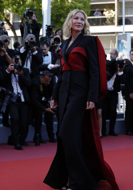 Cate Blanchett – Cannes Film Festival 2018 Closing Ceremony Red Carpet