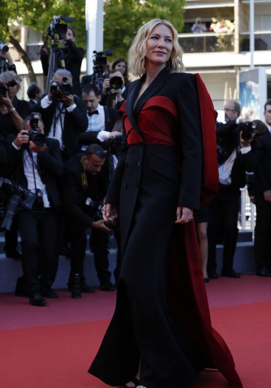 Cate Blanchett – Cannes Film Festival 2018 Closing Ceremony Red Carpet