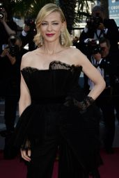"Cate Blanchett - ""Capharnaum"" Red Carpet in Cannes"