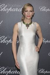 Cate Blanchett – Chopard Trophy's Photocall in Cannes 05/14/2018