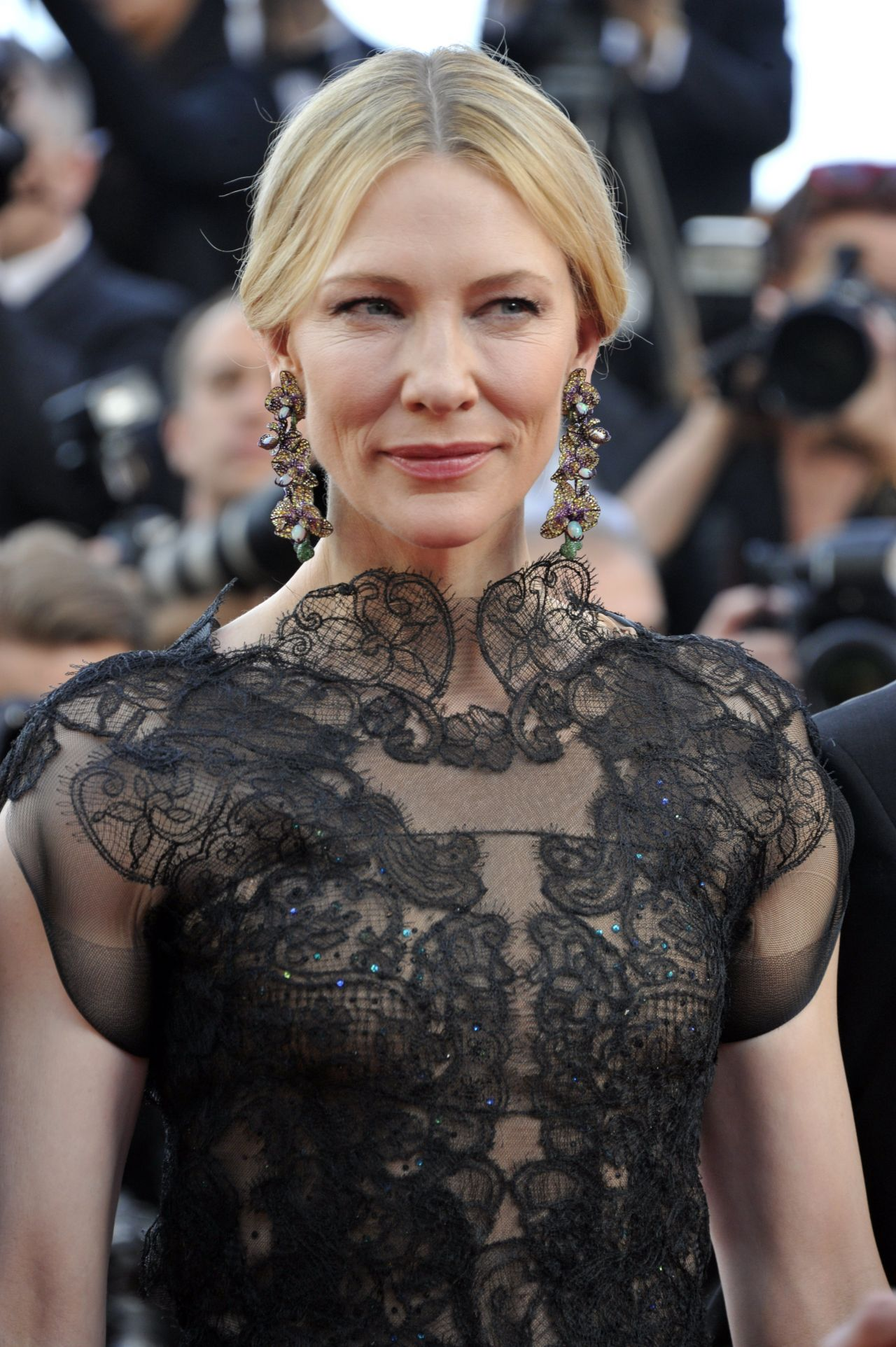 Cate Blanchett Everybody Knows Premiere And Cannes