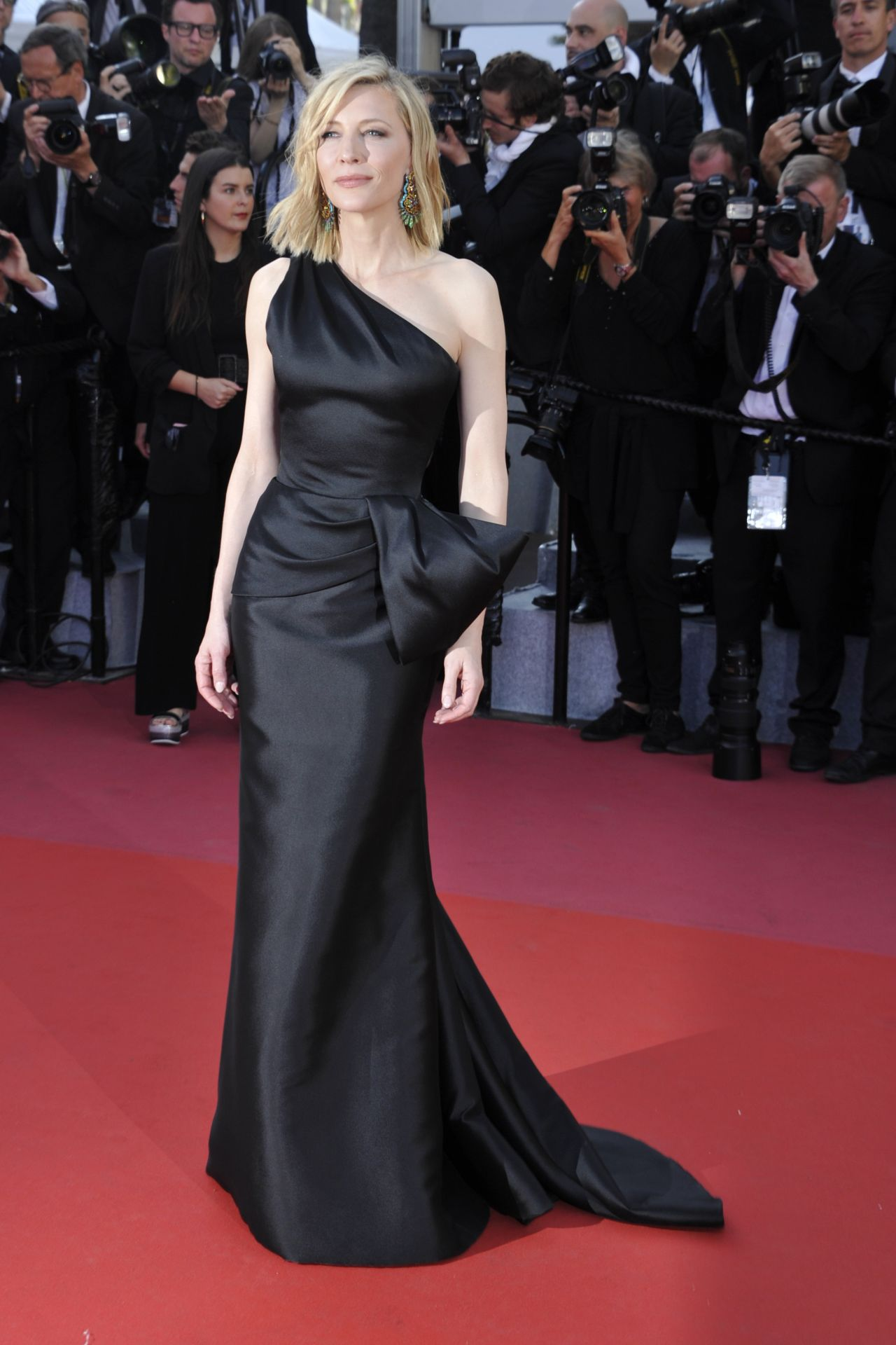 """Cate Blanchett �C """"Girls of the Sun"""" Premiere at Cannes Film Festival"""