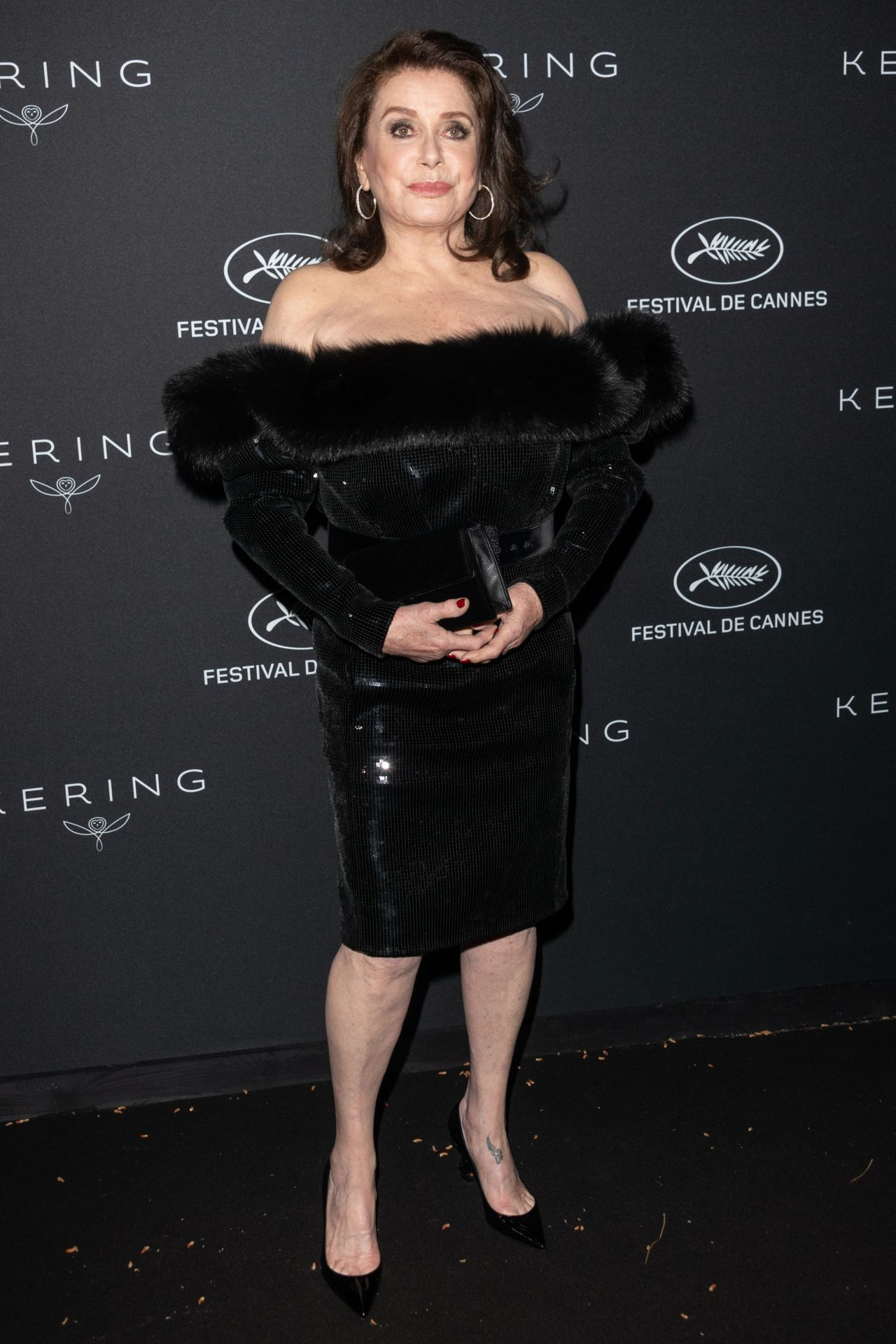 Catherine Deneuve Kering Women In Motion Awards Dinner