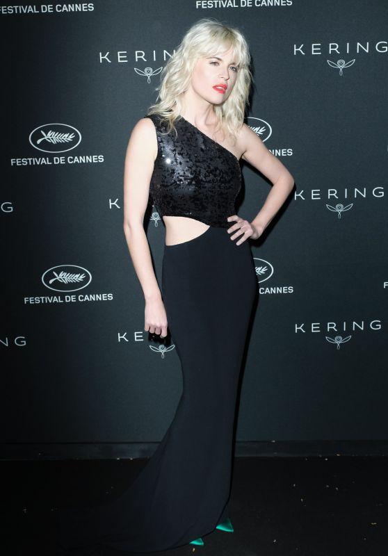 Cecile Cassel – Kering Women in Motion Awards Dinner at Cannes Film Festival 2018