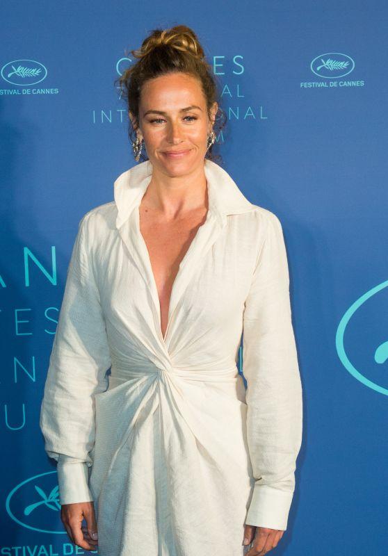 Cecile De France - Gala Dinner at Cannes Film Festival 05/08/2018