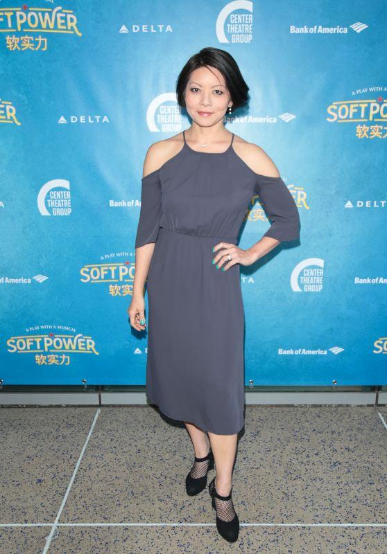 "Celeste Den – ""Soft Power"" Theatre Show Premiere in LA"