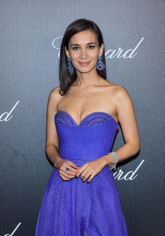 Celina Jade – Chopard Gentleman's Night in Cannes 05/09/2018