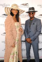 Chanel Iman – 143rd Preakness Stakes in Baltimore 05/19/2018