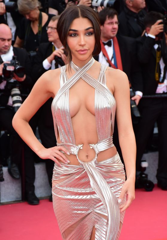 """Chantel Jeffries – """"Everybody Knows"""" Premiere and Cannes Film Festival 2018 Opening Ceremony"""