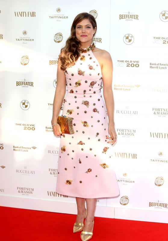 Charity Wakefield – The Old Vic Bicentenary Ball 2018