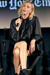 Charlize Theron - TimesTalks ScreenTimes Presents Tully in New York 05/02/2018
