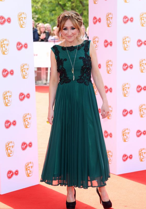 Charlotte Bellamy – BAFTA TV Awards 2018 in London
