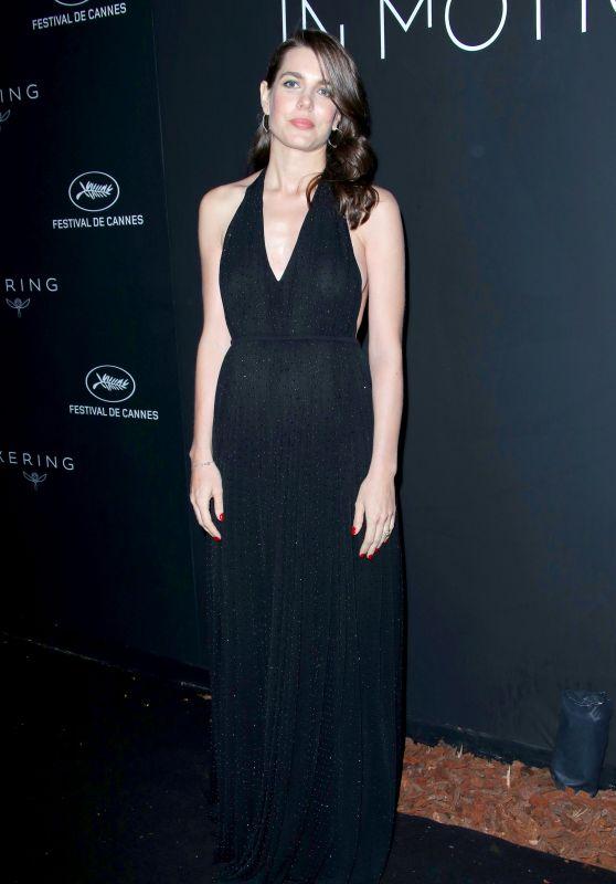 Charlotte Casiraghi – Kering Women in Motion Awards Dinner at Cannes Film Festival 2018