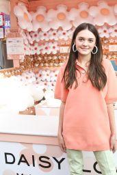 Charlotte Lawrence – Daisy Love Fragrance Launch in Santa Monica