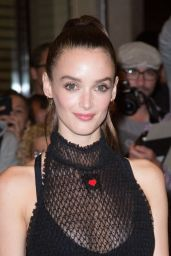 Charlotte Le Bon at the Marriott Hotel for the Dior Dinner in Cannes