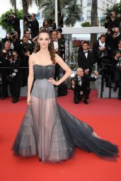 "Charlotte Le Bon – ""BlacKkKlansman"" Red Carpet in Cannes"