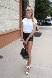 Charlotte McKinney - Off The Menu x Postmates: Secret Burger Showdown in Beverly Hills