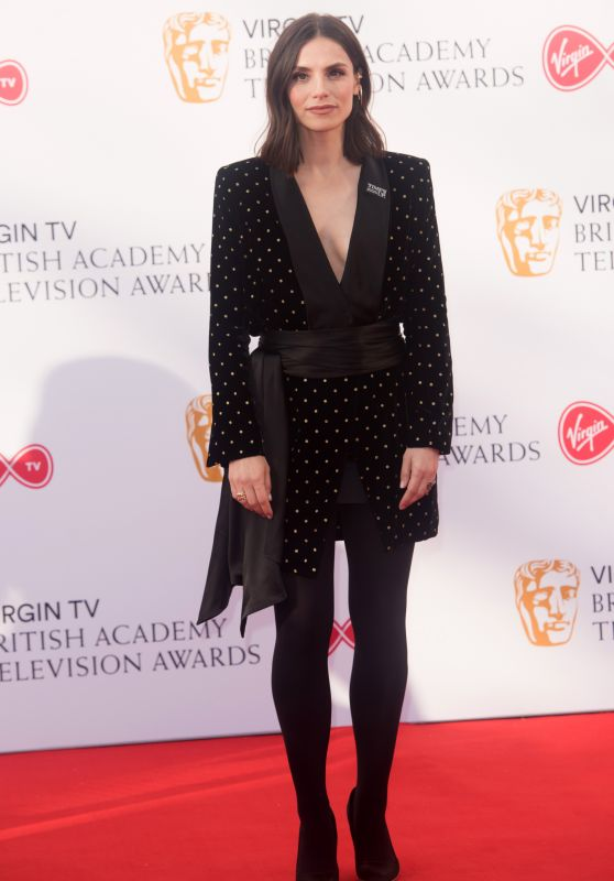 Charlotte Riley – BAFTA TV Awards 2018 in London