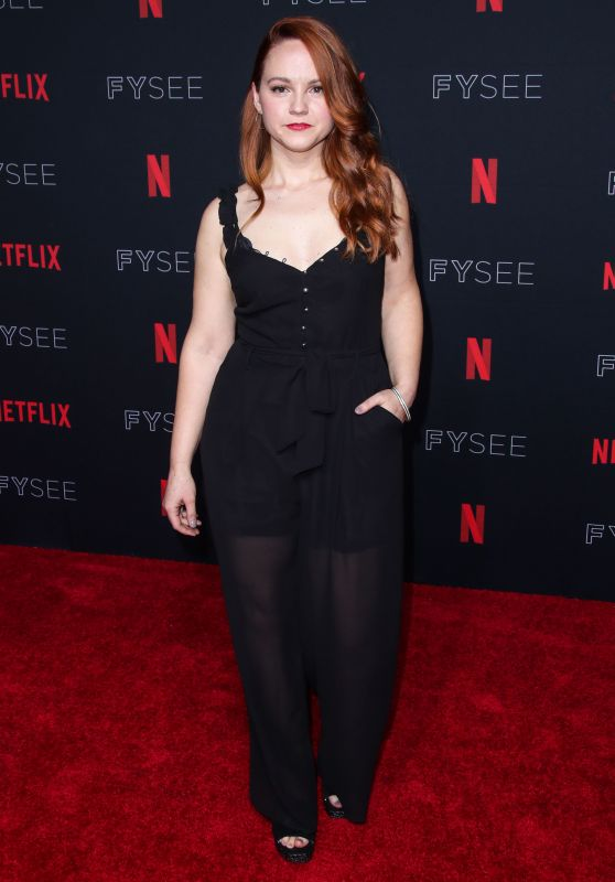 Chelsea Alden – Netflix FYSee Kick-Off Event in Los Angeles 05/06/2018