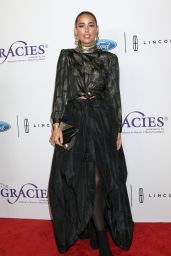 Chelsea Gilligan – 2018 Gracie Awards in Beverly Hills
