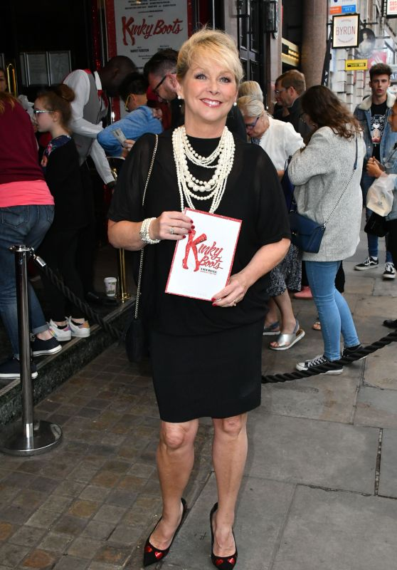Cheryl Baker - Kinky Boots Gala Performance in London 05/29/2018