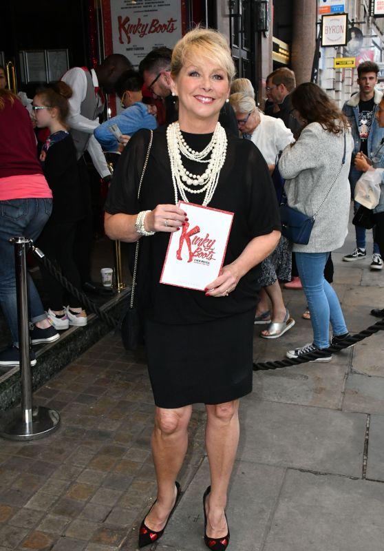 Cheryl Baker - Kinky Boots Gala Performance in London 05/29/2018