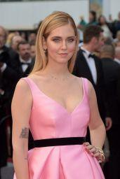 """Chiara Ferragni – """"Sink or Swim"""" Red Carpet in Cannes"""