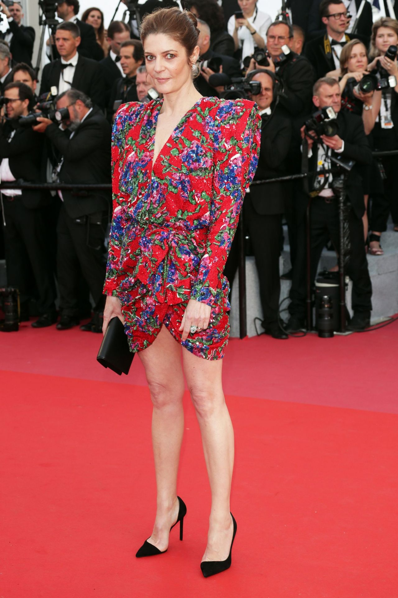 Chiara Mastroianni Everybody Knows Premiere And Cannes