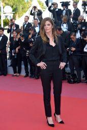 """Chiara Mastroianni – """"The Man Who Killed Don Quixote"""" Red Carpet in Cannes 05/19/2018"""