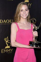 Chloe Lanier – 2018 Daytime Emmy Awards