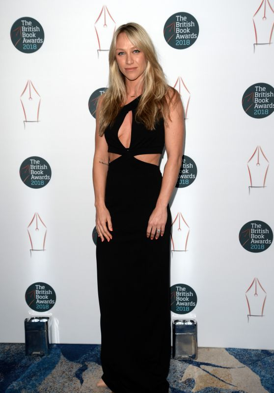 Chloe Madeley - British Book Awards 2018 in London