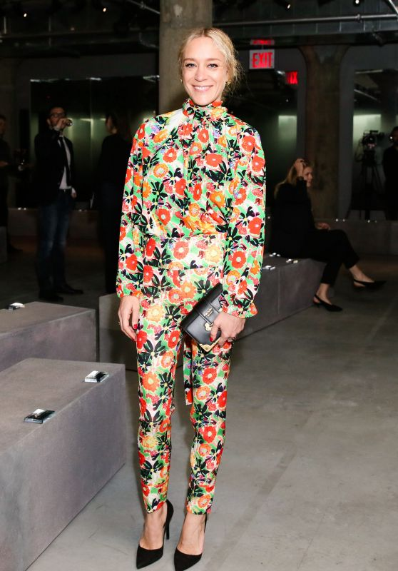 Chloe Sevigny – Prada Resort : 2019 Show in NYC 05/04/2018
